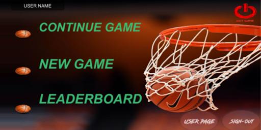 Basketball - 3D Basketball Game 3.1.5 screenshots 1