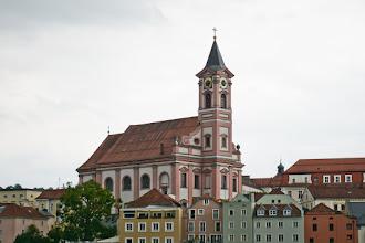 Photo: Kościół św. Pawła z XVII w.
