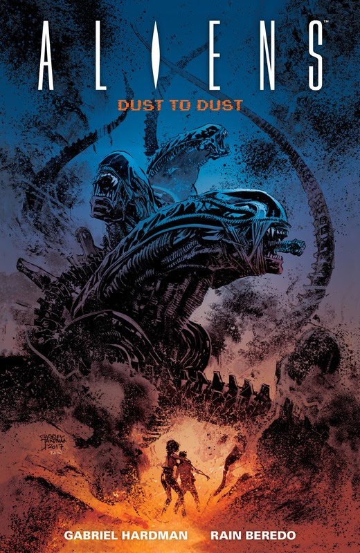 Aliens: Dust To Dust (2019)