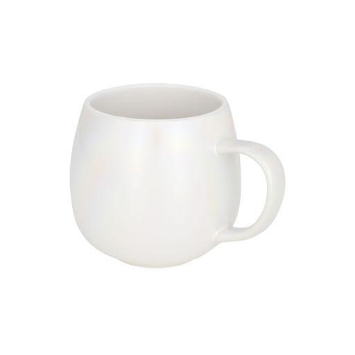 Glitzy Iridescent Hug Mug