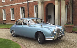 Daimler 2.5 Litre V8 Saloon Rent Greater London