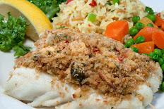 Baked North Atlantic Haddock
