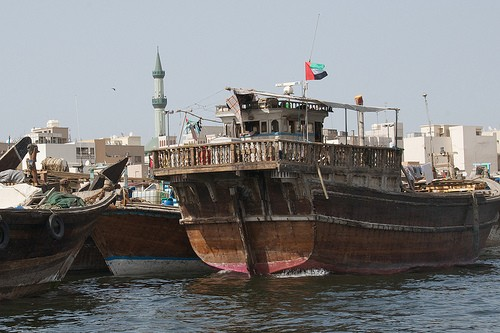Photo Quai des Dhows