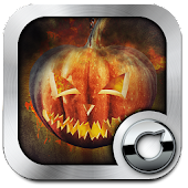 Halloween Solo Launcher Theme