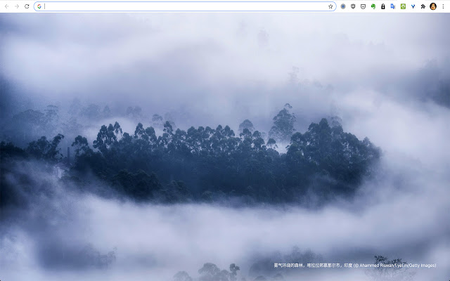 Bing Image New Tab