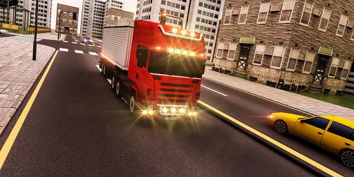 Truck Simulator 2019 Cargo Truck Transport 1.8 screenshots 1