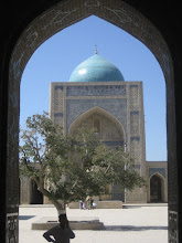 Photo: Bukhara - Kalon Juma Mosque