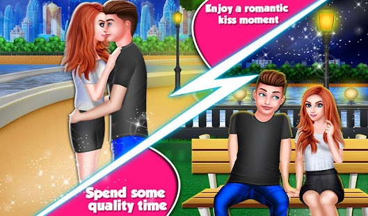 How To Impress Girl For Date - First Love Story Screenshot