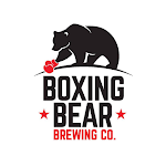 Logo of Boxing Bear Body Czech Bohemian Pils