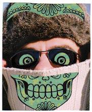 Photo: Wenchkin's Mail Art 366 - Day 171, card 171a