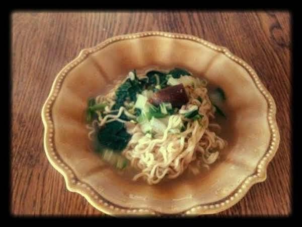 Miso Ramen Bowl Recipe
