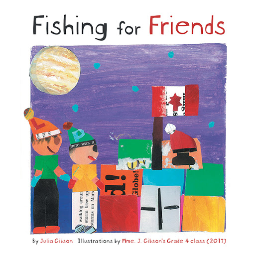 Fishing for Friends cover