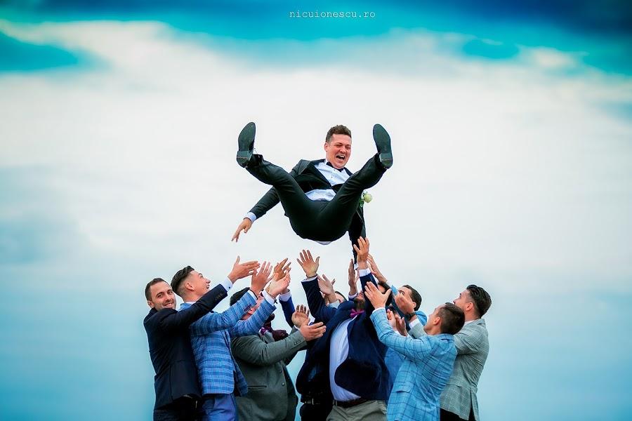 Wedding photographer Nicu Ionescu (nicuionescu). Photo of 10.10.2019