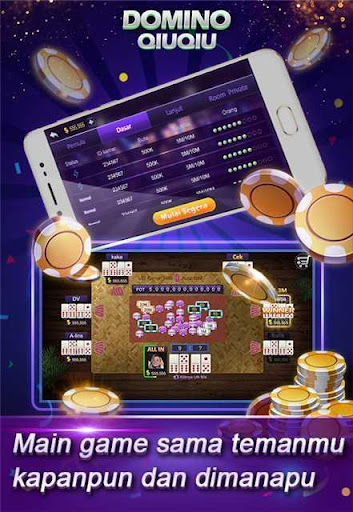 2020 Domino Qq Gaple Qiuqiu Remi Poker Domino99 Android App Download Latest