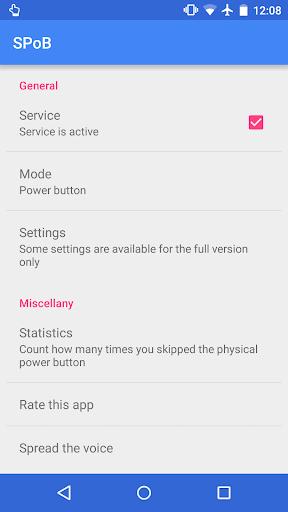 SPoB - Soft Power Button