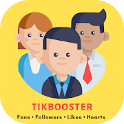 TikBooster - Fans && Followers && Likes && Hearts