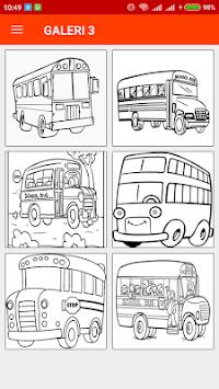 Bus Mewarnai Versi Terbaru Download Free Books Reference App For