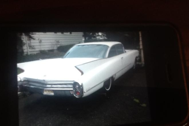 1960 Cadillac coupe de ville Hire NJ 07093
