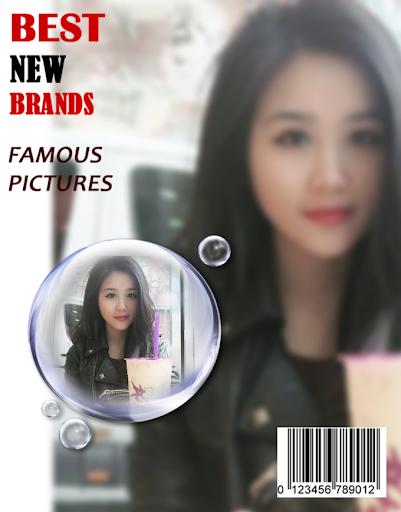 Photo Collage Blur Pic Editing