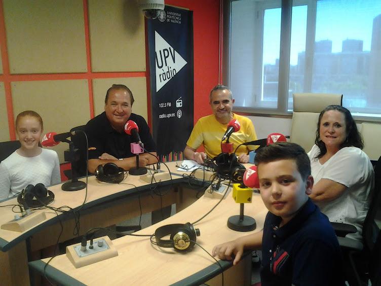 Hablemos de Fallas en UPV-RADIO. Programa nº 88. Falla Duque de Gaeta