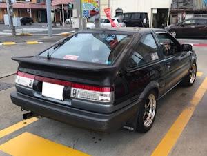 スプリンタートレノ  GTV(昭和60年式)のカスタム事例画像 銀次郎さんの2019年06月24日22:03の投稿