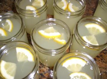 Fresh Lemonade Syrup Recipe