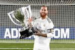 """Sergio Ramos rend hommage à Zinedine Zidane : """"Ce qu'il touche devient de l'or"""""""