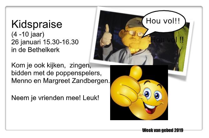 Protestantse Gemeente Waddinxveen Week Van Gebed 20 Tm 26 Januari