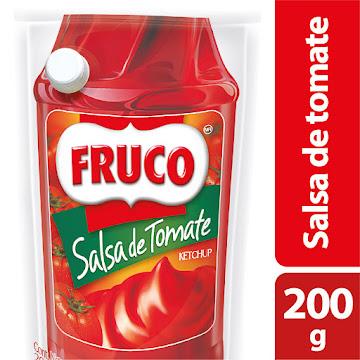 Salsa FRUCO Tomate x190g