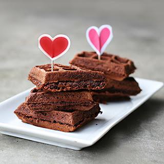 Recipe for Chocolate Waffles