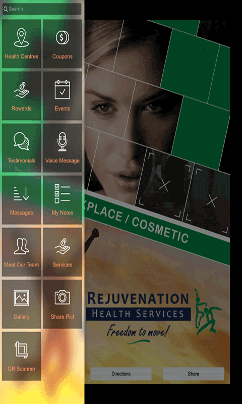 Rejuvenation Health Services- screenshot