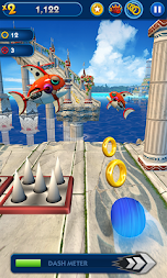 Sonic Dash APK screenshot thumbnail 4