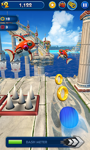 Sonic Dash MOD Apk (Unlimited Money) 4