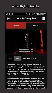 Louis CK- screenshot thumbnail