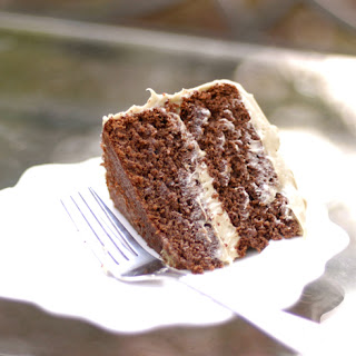 Whole-Wheat Vegan Chocolate Avocado Cake