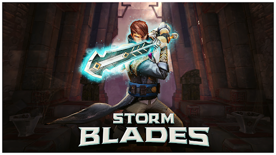 Stormblades Screenshot