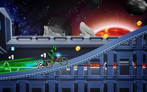 High Speed Extreme  Bike Race Game: Space Heroes 3.39 screenshots 5