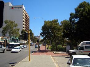 Photo: Straßenkreuzung direkt vorm YHA