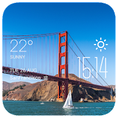 San Francisco Weather Widget