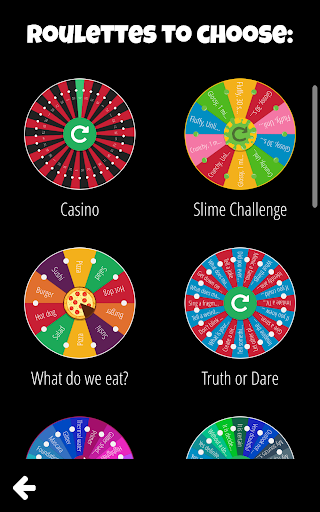 Decision Roulette - Apps on Google Play