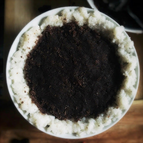 Eight Treasures Rice Pudding, chinese, steamed, pudding, dessert, recipe,  八寶飯, traditional