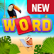 Wordmonger:カードを集めながらクロスワード