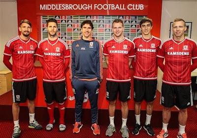 Championship : Middlesbrough tenu en échec par Ipswich