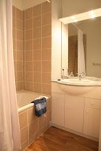 Photo: Salle de bain d'un appartement 3 pièces pour 6 personnes