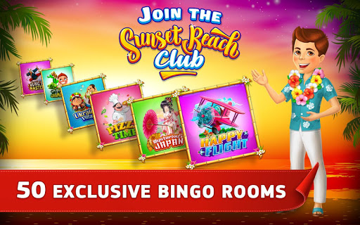 Tropical Beach Bingo World 7.5.0 screenshots 15