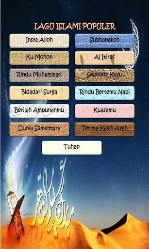 Lagu Islami Populer