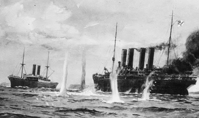 Морская блокада