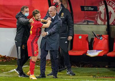 🎥 But endiablé de l'année: Dries Mertens préféré à Doku, Tielemans et Batshuayi