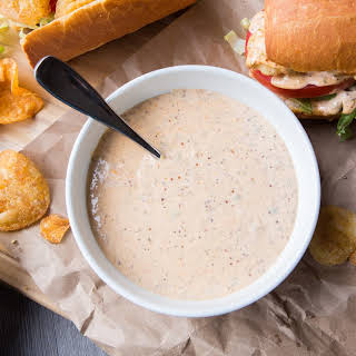 Quick Remoulade Sauce.