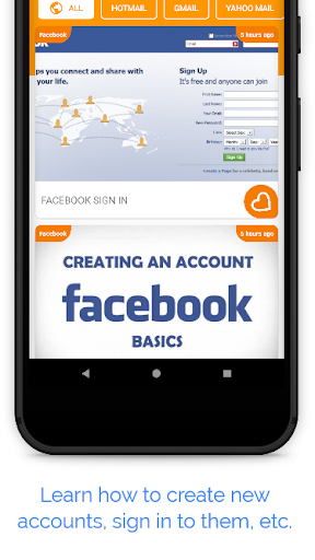 Create New Account 1.4 Apk for Android 1